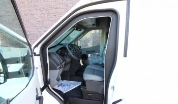 TAG Armored Protector Van Series Driver Door Overlap