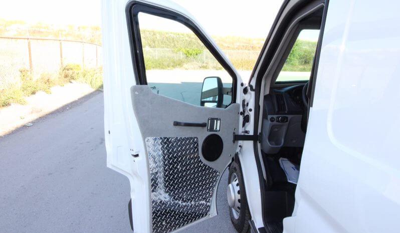TAG Armored Protector Van Series Driver Interior Door Panel