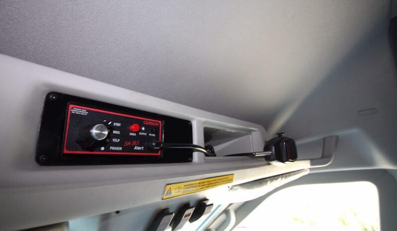 TAG Armored Protector Van Series Radio