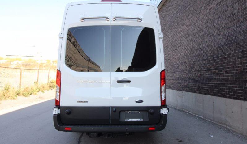TAG Armored Protector Van Series Protector Rear