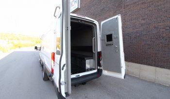 TAG Armored Protector Van Series Protectors Rear Doors Open