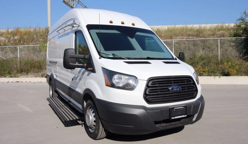 TAG Armored Protector Van Series Protector Running Board Out Passenger Side