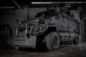 TAG Armored Kenworth Armored 2017 Huron Kenworth T370 personnel carrier picture