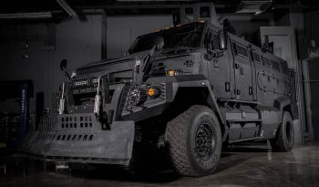 Armored 2017 Huron Kenworth T370 personnel carrier picture