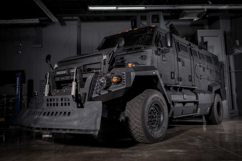 Bulletproof Cars: Armored Kenworth, Bulletproof Kenworth CIT: The Armored Group