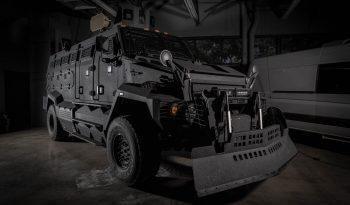Armored 2017 Huron Kenworth T370 full
