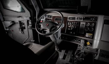 Interior bulletproof armored 2017 Huron Kenworth T370 personnel carrier picture