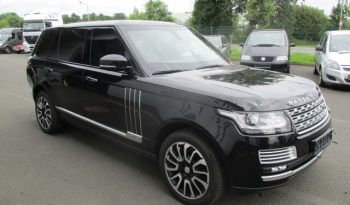 Armored 2015 Range Rover Autobiography SUV picture