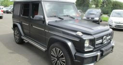 Armored Mercedes Benz G63 AMG