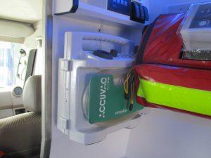 TAG 2015 Armored Toyota Land Cruiser 78 Ambulance Medical Equipment Wall