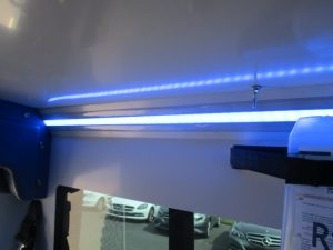 TAG 2015 Armored Toyota Land Cruiser 78 Ambulance Blue Light Bar Top