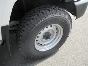 TAG 2015 Armored Toyota Land Cruiser 78 Ambulance Wheel Tire Rims