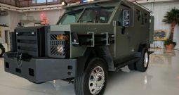2009 Ford F550 Armored BATT S