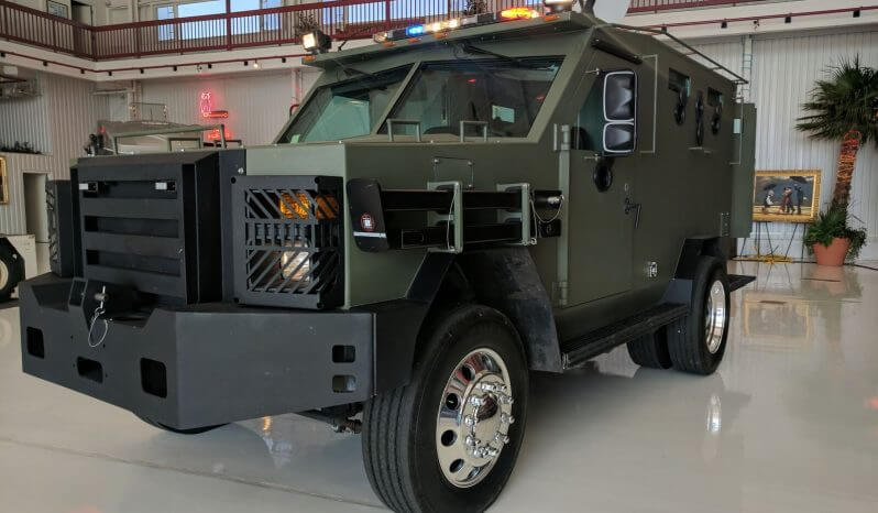 Green pre-owned 2009 armored Ford BATT S personnel carrier picture