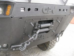 2008 GPV 6 x 6 Marshall Front Guard