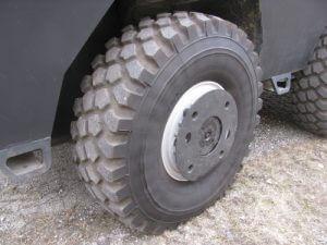 2008 GPV 6 x 6 Marshall Tire Rims Wheels