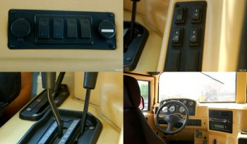 TAG Armored Asian Hummer Warrior Interior Image Collage