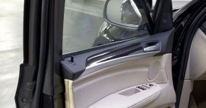 TAG 2015 Armored BMW X5 Door Panel
