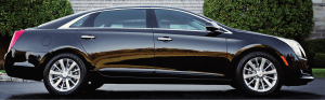 TAG Cadillac XTS_7in Stretch Side View