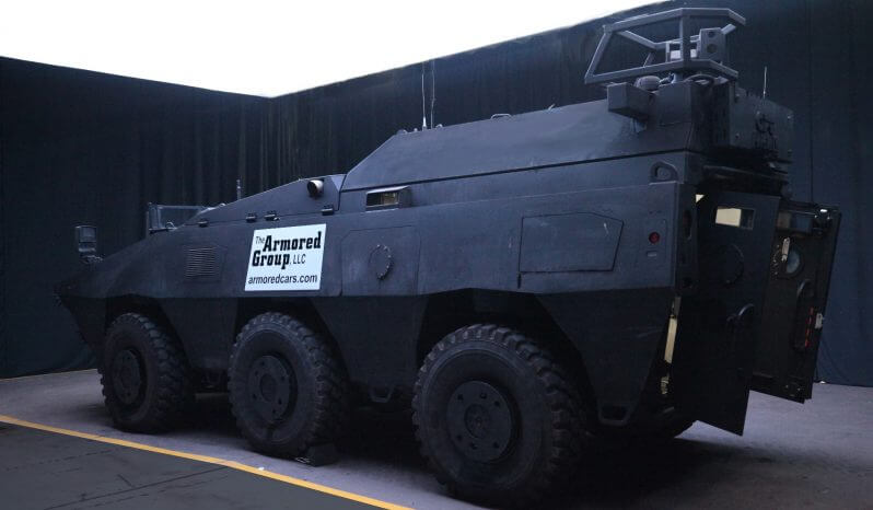 Military Vehicles For Sale >> Used Armored Vehicles For Sale The Armored Group