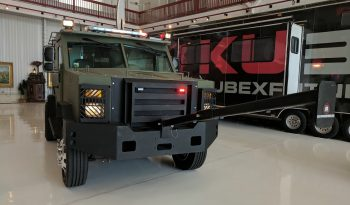 2009 Ford F550 Armored BATT S Front View
