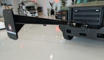 2009 Ford F550 Armored BATT S Front Extension