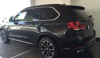 Black pre-owned 2015 armored BMW X5 SUV picture