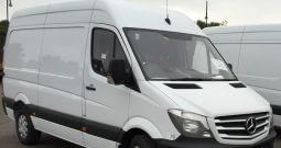 2016 Mercedes Sprinter Van