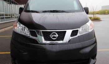 Armored Nissan NV 200 full