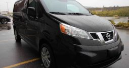 Armored Nissan NV 200