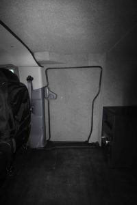 TAG Armored Nissan NV 200 Interior