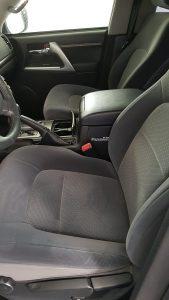 TAG 2016 Toyota Land Cruiser (TLC) 200 Interior of bulletproof 2016 Toyota Land Cruiser (TLC) 200
