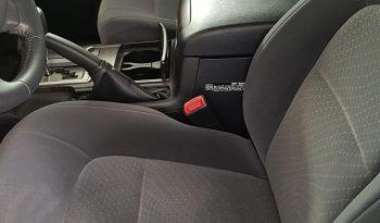 Interior of bulletproof 2016 Toyota Land Cruiser (TLC) 200