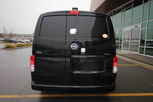 TAG Armored Nissan NV 200 Rear