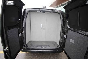 TAG Armored Nissan NV 200 Two Rear Doors