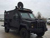 2008 Armored BATT B6