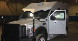 2012 Armored Ford F550 4 x 2 Escort Van