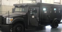 2011 Armored Ford F550 APC-CIT