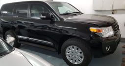 2014 Armored Toyota Land Cruiser (TLC) 200