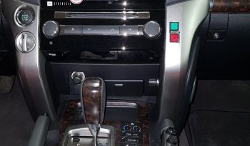 TAG 2014 Armored Toyota Land Cruiser (TLC) 200 Center Console