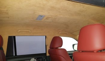 TAG 2014 Armored Toyota Land Cruiser (TLC) 200 Interior Rood Top