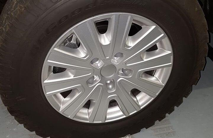 TAG 2014 Armored Toyota Land Cruiser (TLC) 200 Wheel Tire Rims