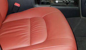 TAG 2014 Armored Toyota Land Cruiser (TLC) 200 Red Passenger Seat