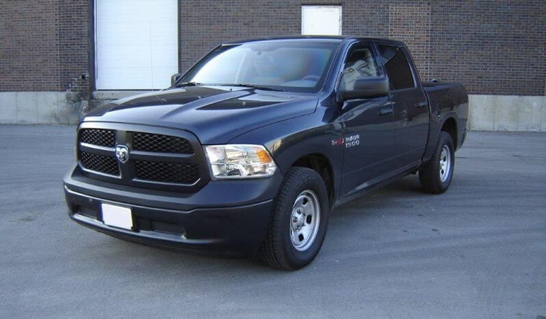 TAG 2015 Armored Dodge Ram Front Corner