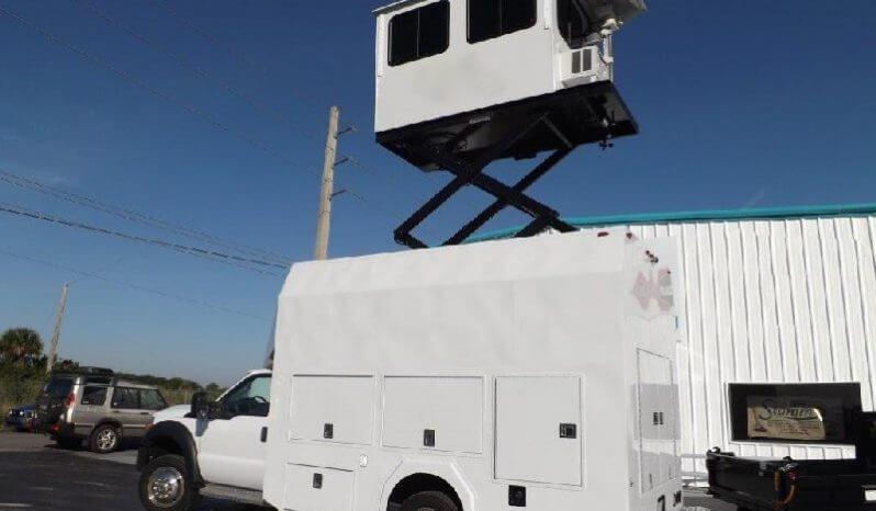 TAG Terrahawk Mobile Surveillance Tower Lift Supreme Lift 025 Exterior View