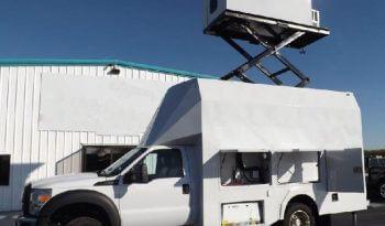 TAG Terrahawk Mobile Surveillance Tower Lift Supreme Lift 025 Exterior Side View