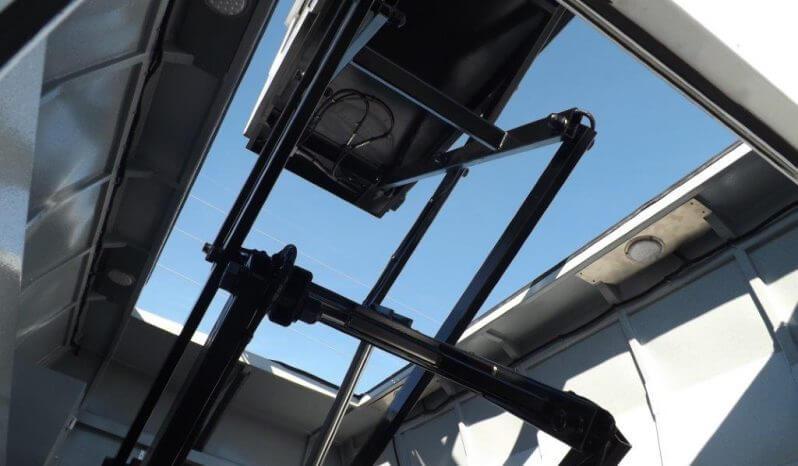 TAG Terrahawk Mobile Surveillance Tower Lift Supreme Lift 025 Extension