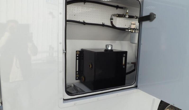 TAG Terrahawk Mobile Surveillance Tower Lift Supreme Lift 025 Lift Box