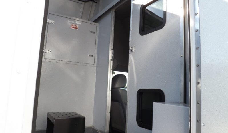 TAG Terrahawk Mobile Surveillance Tower Lift Supreme Lift 025 Door