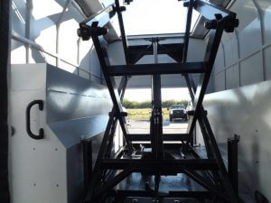 TAG Terrahawk Mobile Surveillance Tower Lift Supreme Lift 025 Lift View